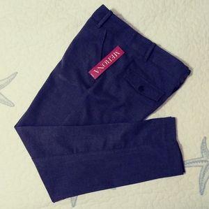 Merona Heather Gray Casual Dress Pants Size 4